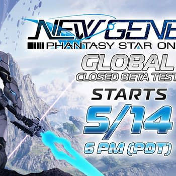 Phantasy Star Online 2: New Genesis Will Hold A Closed Beta In May