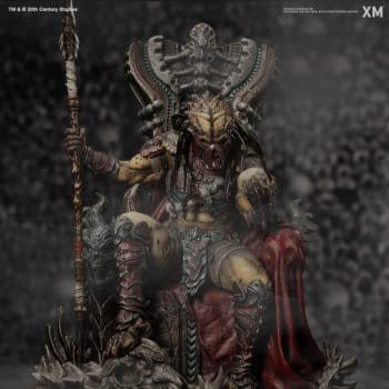 The Predator King Reigns Supreme With Newest XM Studios Statue