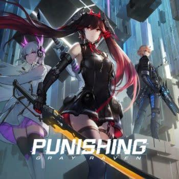 Punishing: Gray Raven WIll R