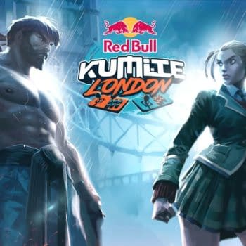 Red Bull Kumite Announces 2021 Event Will Be Held In London