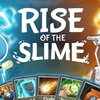 Playstack London Announces Rise Of The Slime For PC & Console
