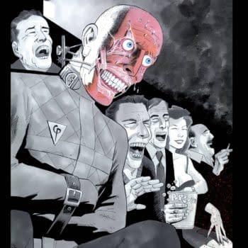 Cinema Purgatorio #1 Hardcover Comes To Comic Stores