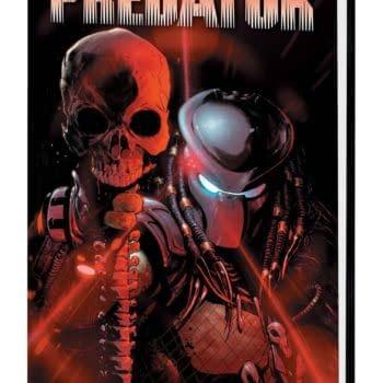 Marvel Comics Cancels Orders For Predator #1, Delays Until November