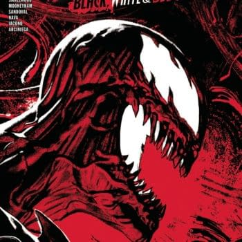 Cover image for CARNAGE BLACK WHITE AND BLOOD #3 (OF 4)