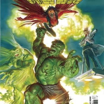 Cover image for IMMORTAL HULK #46