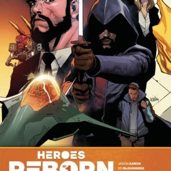Cover image for HEROES REBORN #1 (OF 7)