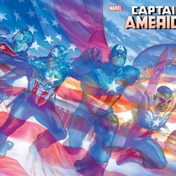 John Walker USAgent Will Continue In United States Of Captain America