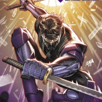 Ninjak #1 Launches From Valiant Comics In July 2021 Solicits