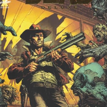 Will The New Walking Dead Deluxe #1 Hit $300 Today?