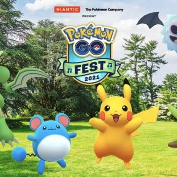 Pokémon GO Fest 2021 Set for July as Remote Global Event