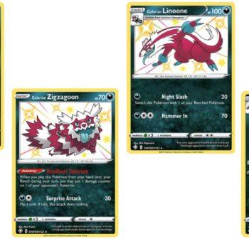 Shiny Pokémon Cards of Pokémon TCG: Shining Fates Part 21