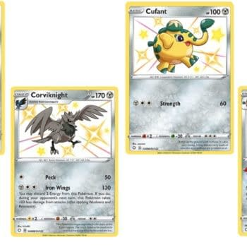 Shiny Pokémon Cards of Pokémon TCG: Shining Fates Part 24