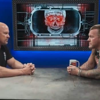 AEW star Chris Jericho will appear on Broken Skull Sessions with Stone Cold Steve Austin on the WWE Network/Peacock on April 11th.