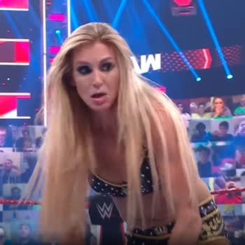 Charlotte Flair had a bad night on WWE Raw this week... but not as bad as the official she beat the crap out of.
