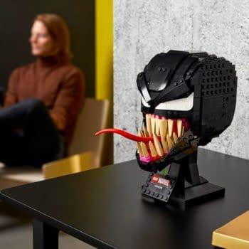 Venom is Getting New Marvel Replica Head Kit From LEGO