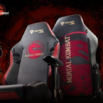 Secretlab Releases A New Mortal Kombat Themed Gaming Chair