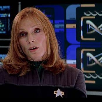 Star Trek TNG Podcast: Gates McFadden Boldly Goes Into Casts Lives