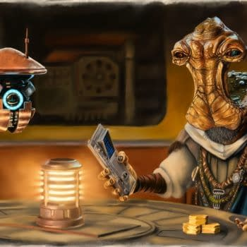 Star Wars: Tales From The Galaxy's Edge Gets Dok-Ondar Concept Art