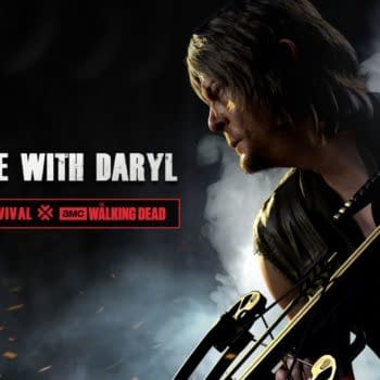 The Walking Dead's Daryl Dixon Makes His Way To State Of Survival