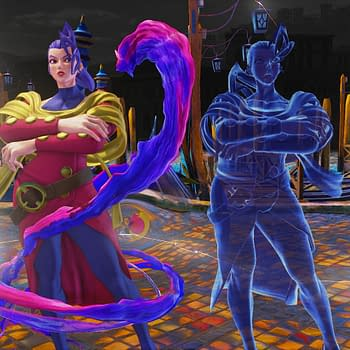 Street Fighter V Blossoms As Rose Makes Her Return To The Series