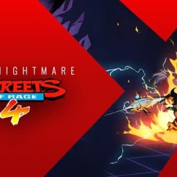 Streets Of Rage 4 Unveils New Mr. X Nightmare DLC
