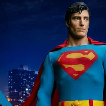 Superman The Movie Comes To Life With New Sideshow Statue