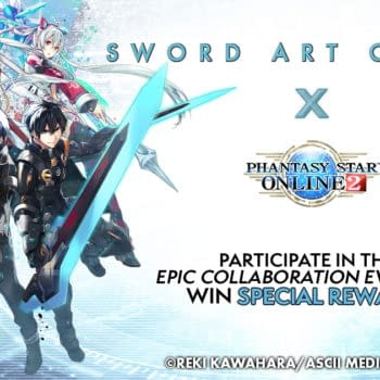 Phantasy Star Online 2 To Collaborate With Sword Art Online In May