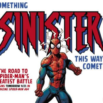 The Amazing Spider-Man #64: Something Sinister This Way Cometh!