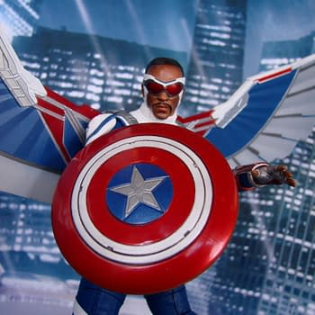 The Falcon and the Winter Soldiers Sam Wilson Cap Arrives With Diamond