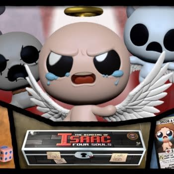 The Binding Of Isaac Card Game Will Get A New Edition