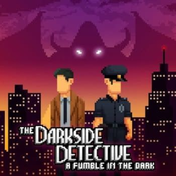 Materia Collective Releases The Darkside Detective's Soundtrack
