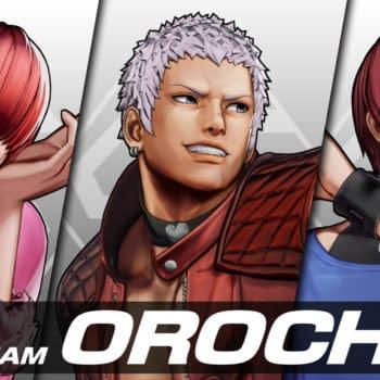 The King Of Fighters XV Reveals Team Oroshi & Hibiki DLC