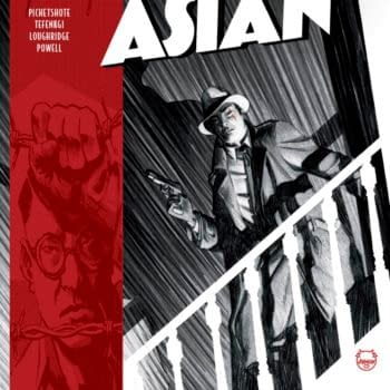 Down These Mean Streets A Man Must Go: Thoughts On The Good Asian #1