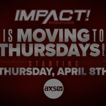 Impact Wrestling has surrendered in the Tuesday Night Wars