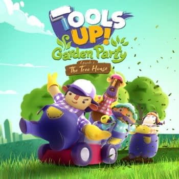 Tools Up Just Got Some DLC As They're Throwing A Garden Party