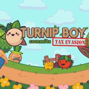 Turnip Boy Commits Tax Evasion Is Set To Be Released On April 22nd