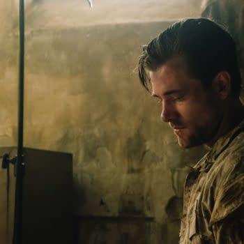 Wildcat Star Luke Benward Talks Film, Georgina Campbell, and Training