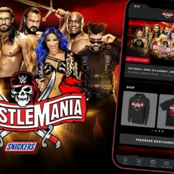 Can this WrestleMania app save you from getting COVID?