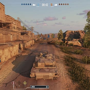 World Of Tanks Announces Modern Armor For Console Editions