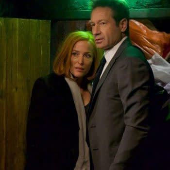 The X-Files: David Duchovny Could Care Less About Your Conspiracies