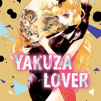 Yakuza Lover: Viz Previews Steamy Shojo Beat Romance Manga