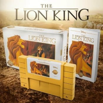 Zavvi Has Released An Exclusive The Lion King Legacy SNES Cartridge