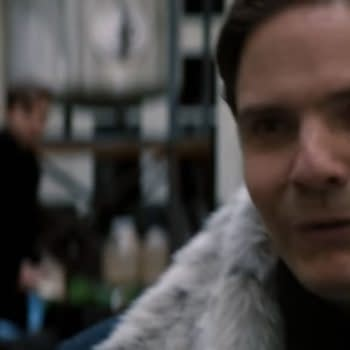 Daniel Bruhl as Baron Zemo in Falcon and Winter Soldier