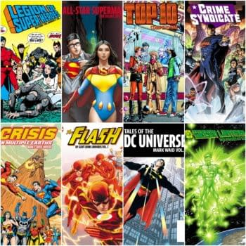 DC Comics' First Omnibus, Deluxe, Compendiums, Collections For 2022
