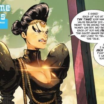 James Tynion IV Introduces Five More Bat-Villains Today