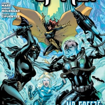 Jim Zub On Being Fired Off Birds Of Prey Before His First Issue