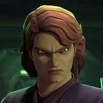 Jupiters Legacy: Matt Lanter Teases More Clone Wars Anakin to Come