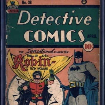 First Appearance Of Robin In Terrible Condition Still Breaks Records