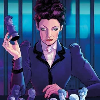 Doctor Who Missy #1 Review: Masterpiece Of Characterization