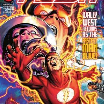 Flash #768 Review: It's Gibberish